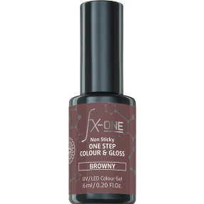 FX-One Colour & Gloss Browny 6ml