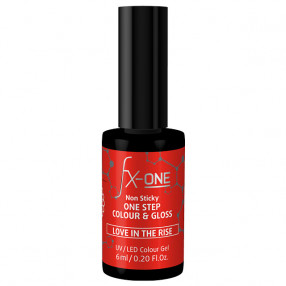 FX-ONE COLOUR & GLOSS Love in the Rise 6 ml