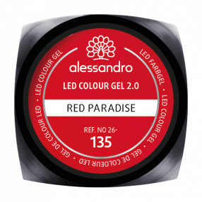 Colour Gel Red Paradise 5g