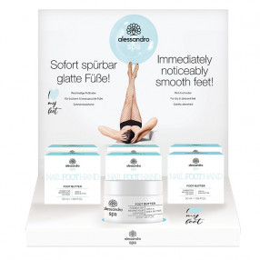 ALESSANDRO SPA FOOT VOETBOTER DISPLAY