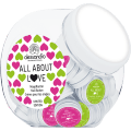 All About Love Nail Butter, filled presentation jar